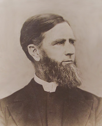 Rev. Charles M. Livingston